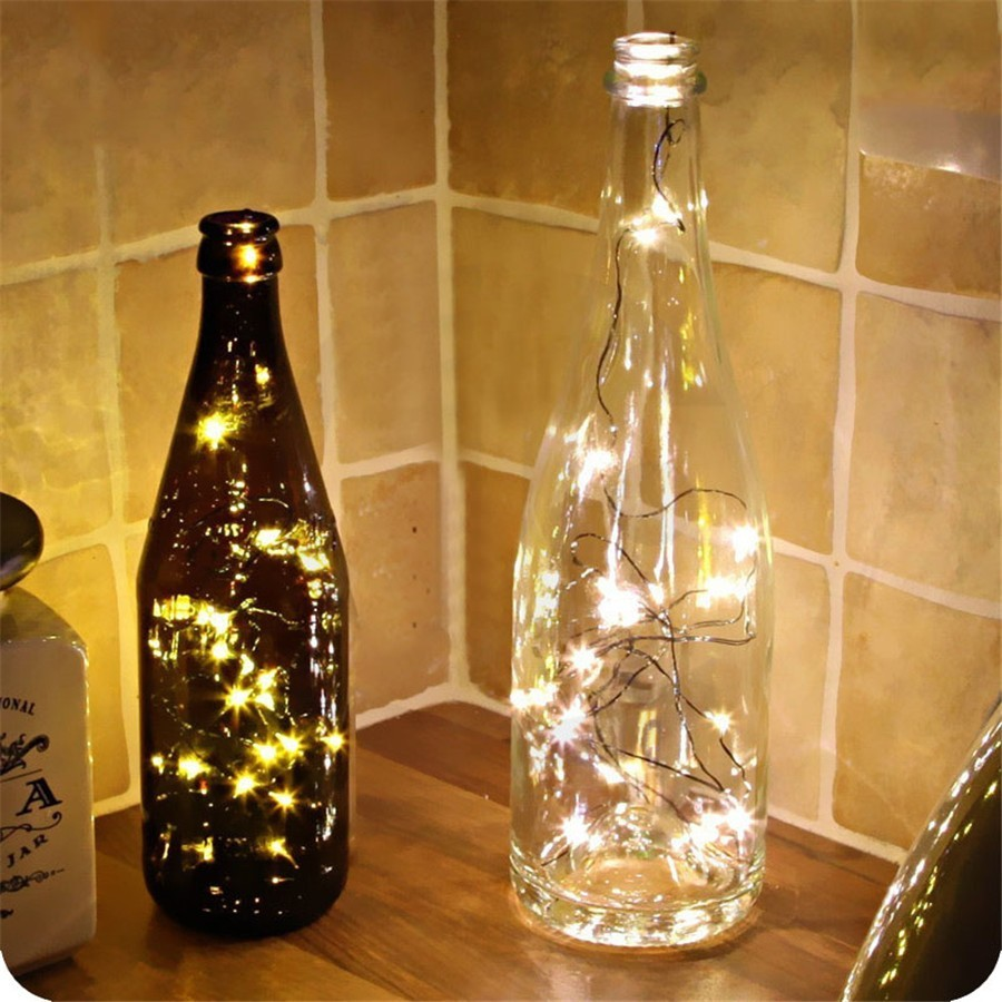 String Lights Vase : CR2032/CR2025 Coin Battery Powered 4M 40 Micro LED Silver Wire Fairy Lights Xmas eBay