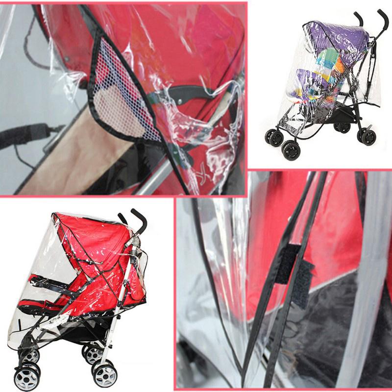 bob stroller rain cover instructions