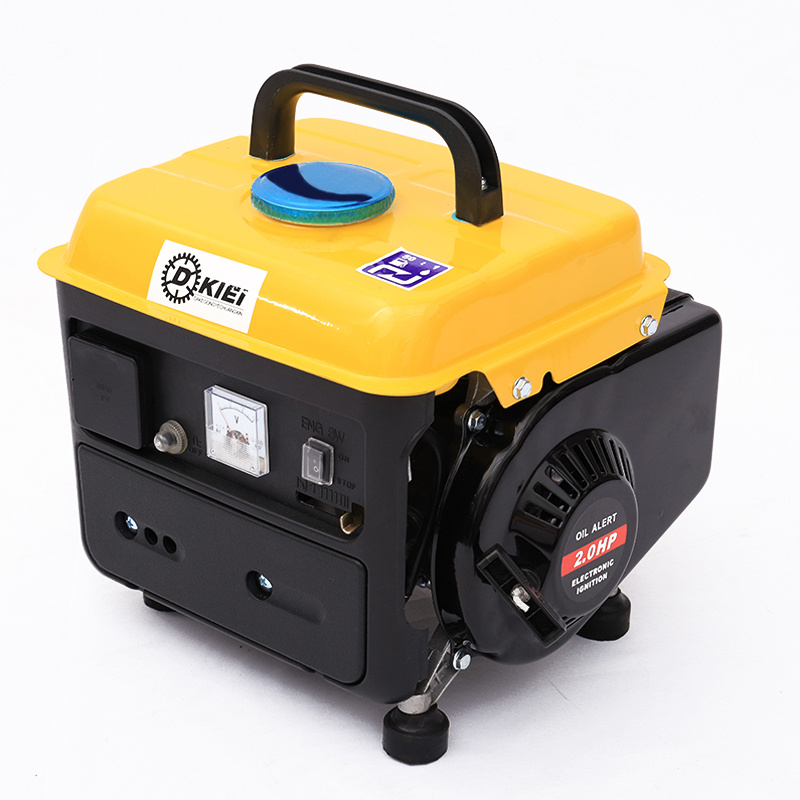 Details about PORTABLE PETROL GENERATOR SUITCASE 750W ELECTRIC 2HP QUIET  BOAT CAMPING POWER UK