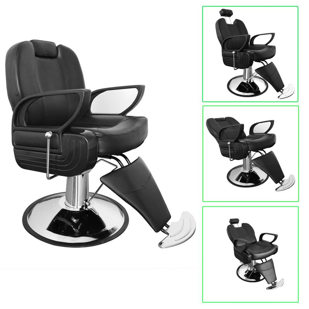 Superb Details About Hydraulic Salon Barber Chair Adjustable Padded Haircut Recliner Chair W Headrest Creativecarmelina Interior Chair Design Creativecarmelinacom