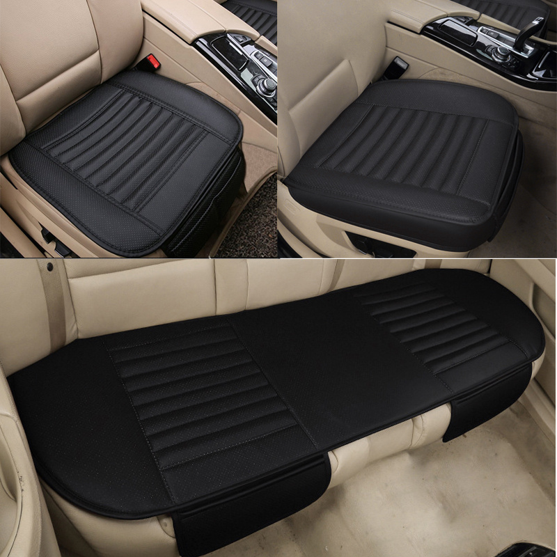 4//9Pcs//Set Breathable Car Seat Cover Front Chair Mat Pad Protector Cushion In UK