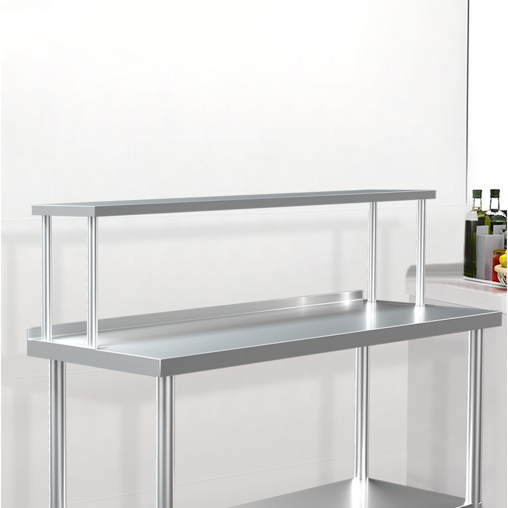 Stainless Steel Overshelf Commercial