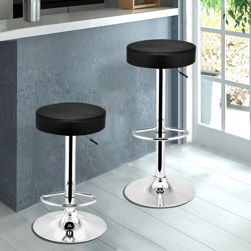Modern 4 Designer Bar Stool Breakfast Kitchen Bar Chairs