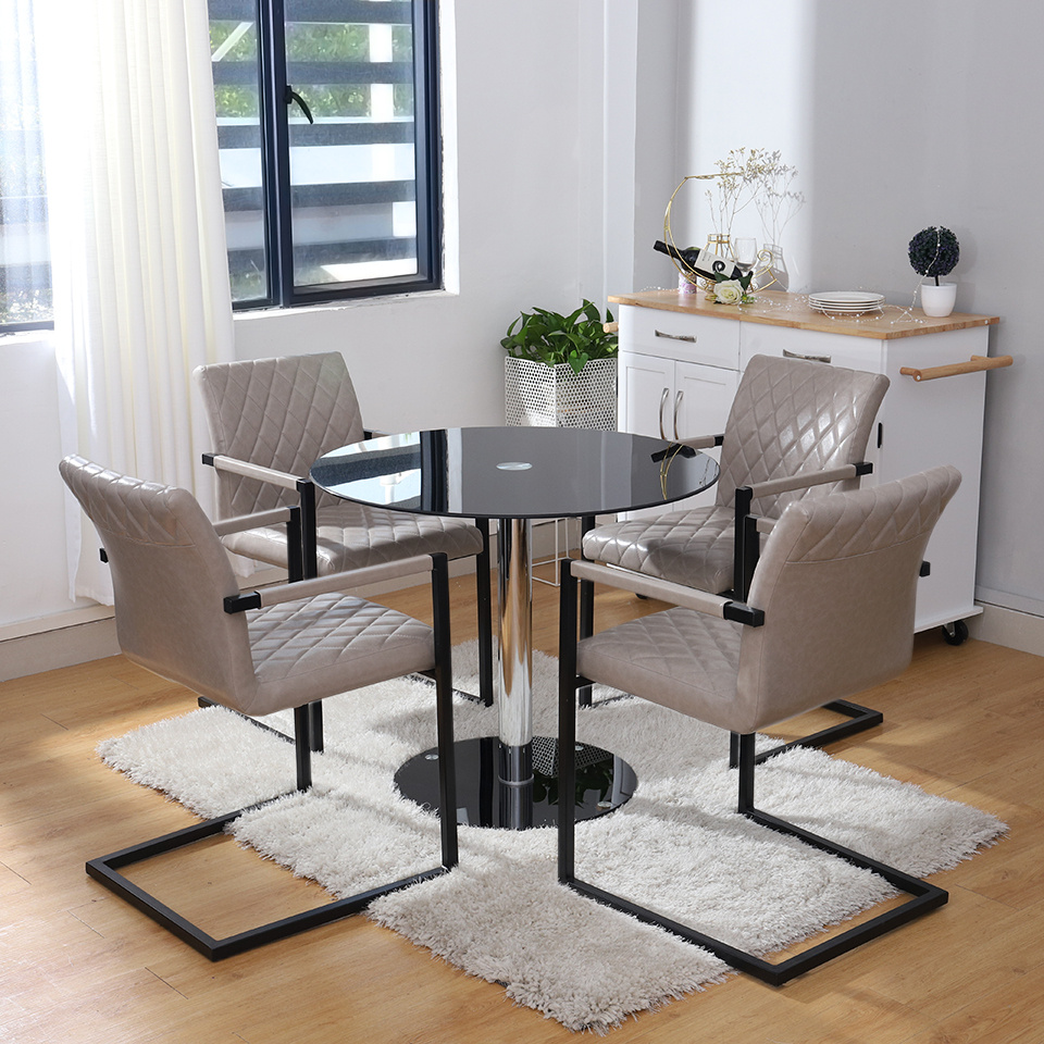 Dining Room Tables Chairs Set 2 4