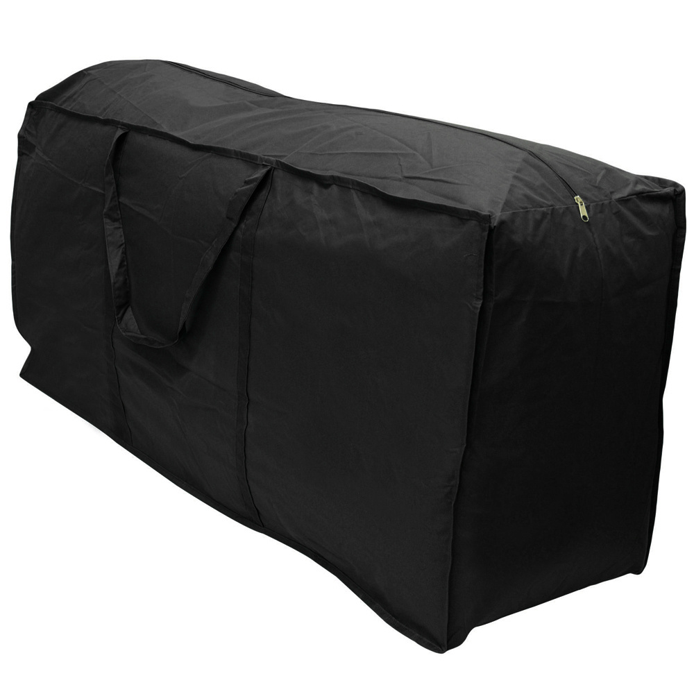 Waterproof large heavy duty pu cushion storage bag patio for Waterproof outdoor furniture covers australia