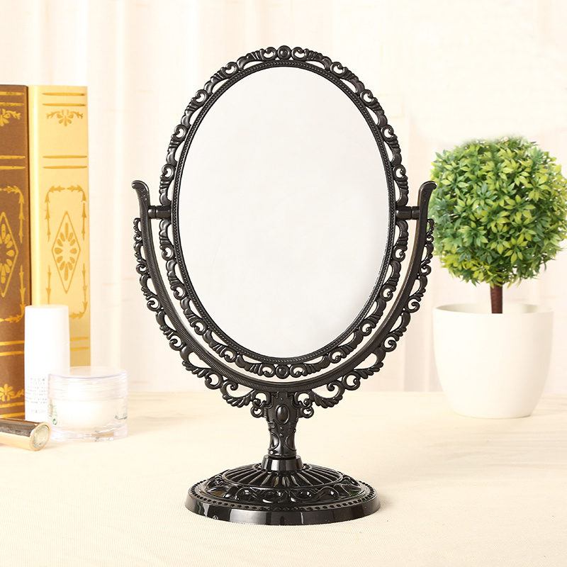 Small vanity mirror mirrored vanity table ikea image for Small stand up mirror