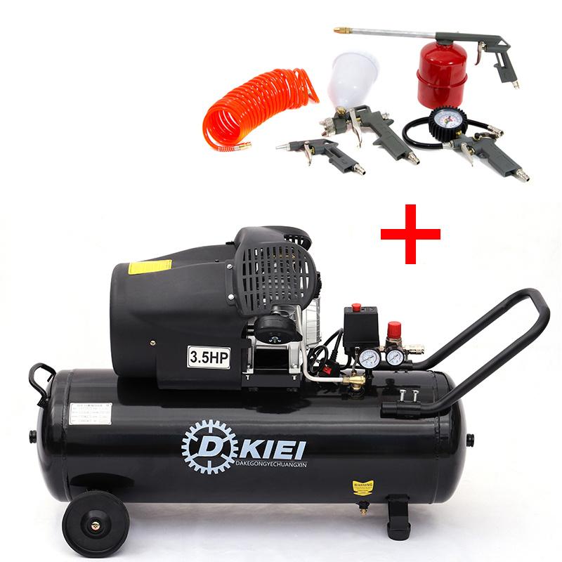 Mobile Air Compressor >> Details About Uk 100l Litre Mobile Air Compressor Free 5 Piece Spray Tool Kit 14 6cfm 2 5hp