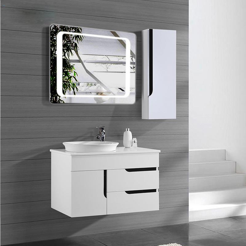 Illuminated Led Bathroom Vanity Dressing Mirror Demister Motion Sensor Switch Ebay