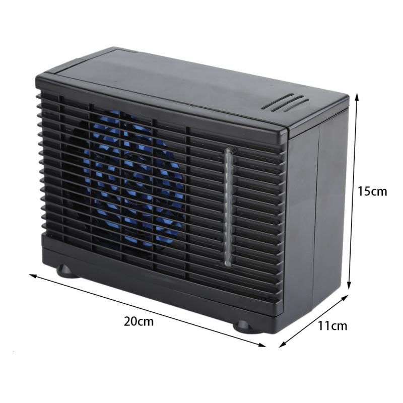 12V Car Auto Evaporative Air Conditioner Portable Cooling